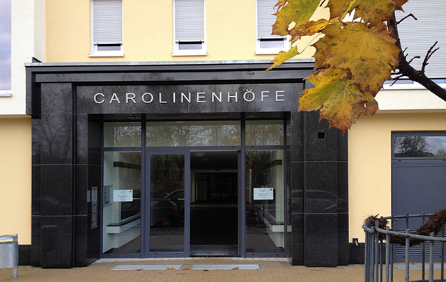 Carolinenhöfe, Berlin