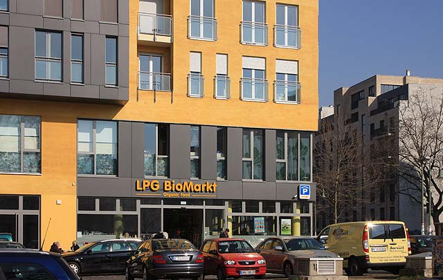 LPG Biomarkt - Berlin Mitte