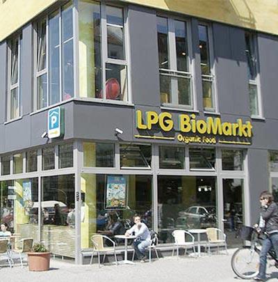 LPG Biomarkt – Berlin Mitte