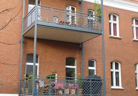 Balkonanbau – Berlin