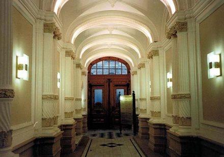 Bankgebäude Kollwitzstraße – Leipzig