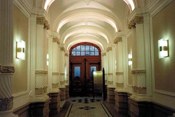 Bankgebäude Kollwitzstraße,Leipzig