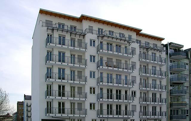 Swinemünder Straße, Berlin