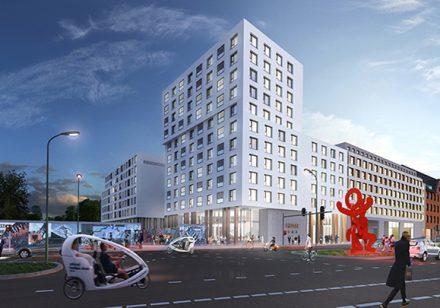 Stralauer Platz 15 – Berlin