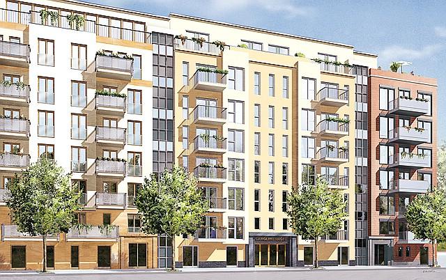 Apartmenthaus, Berlin